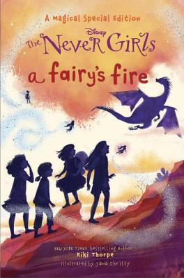 A Fairy's Fire  - RH/Disney, 9780736435567, 224pp.