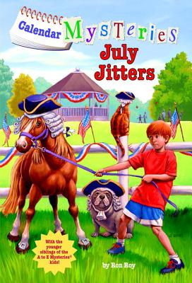July Jitters - Turtleback Books, 9780606264020, 68pp.