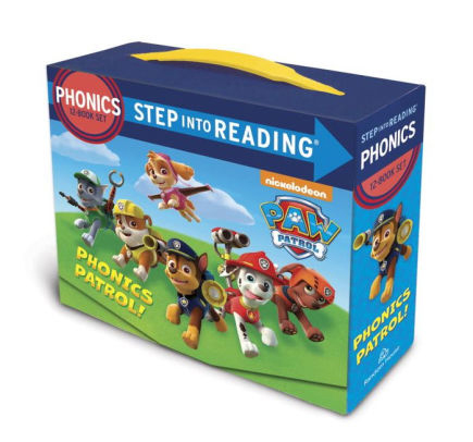 Phonics Patrol (Paw Patrol) - Random House Children's Books,9780553508789,144pp