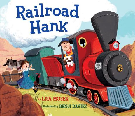 Railroad Hank - Random House Books for Young Readers, 9780375868498, 40pp.