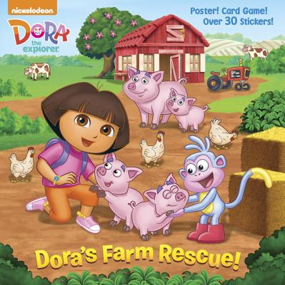 Dora's Farm Rescue - Random House Books for Young Readers, 9780385385169, 24pp.